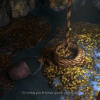King's Quest trésor puits