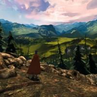 King's Quest vallée