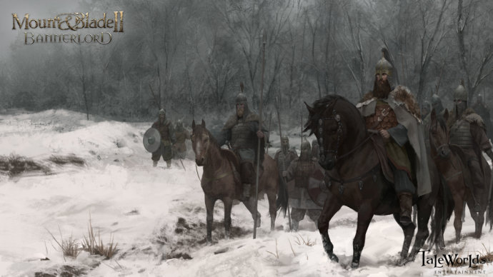 Mount & Blade II : Bannerlord artwork