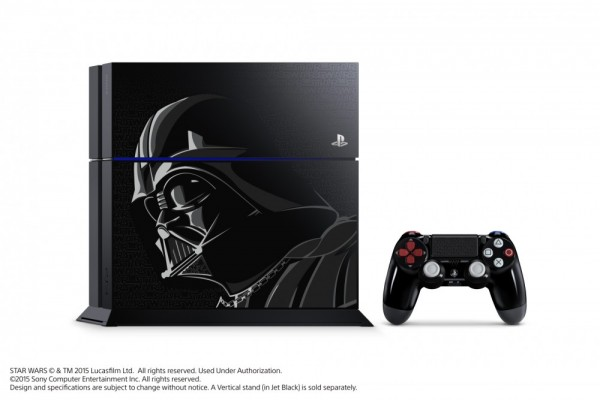 PlayStation 4 Dark Vador (1)