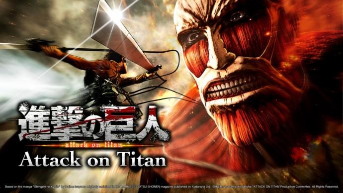 L'Attaque des Titans artwork