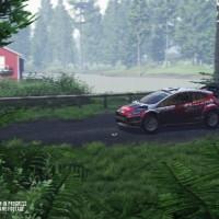 WRC5 : Solberg sur le circuit de Finlande