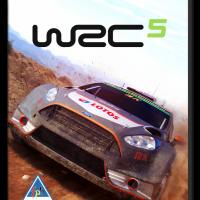 Jaquette PC de WRC 5