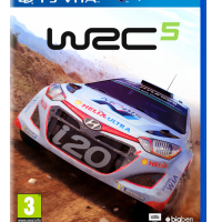 Jaquette PS Vita de WRC 5