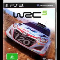 Jaquette PS3 de WRC 5