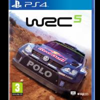 Jaquette PS4 de WRC 5