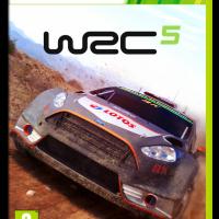 Jaquette Xbox 360 de WRC 5