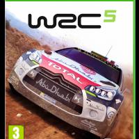 Jaquette Xbox One de WRC 5