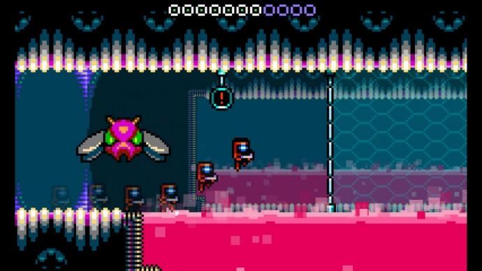 Xeodrifter débarque le 1er septembre sur PS4 et PS Vita