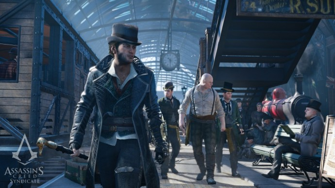 maj playstation store - Assassin's Creed Syndicate