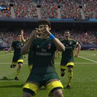Le pro dans FIFA 16
