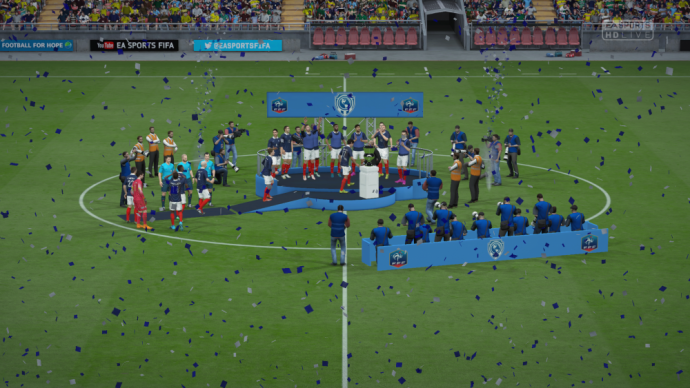 FIFA 16 : titre de champion