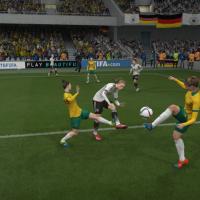Les équipes féminines de FIFA 16