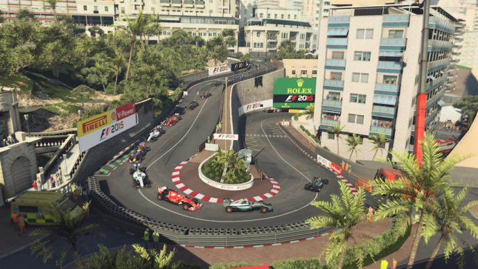 F1 2015 : l'épingle du GP de Monaco