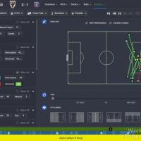 Les tactiques dans Football Manager 2016
