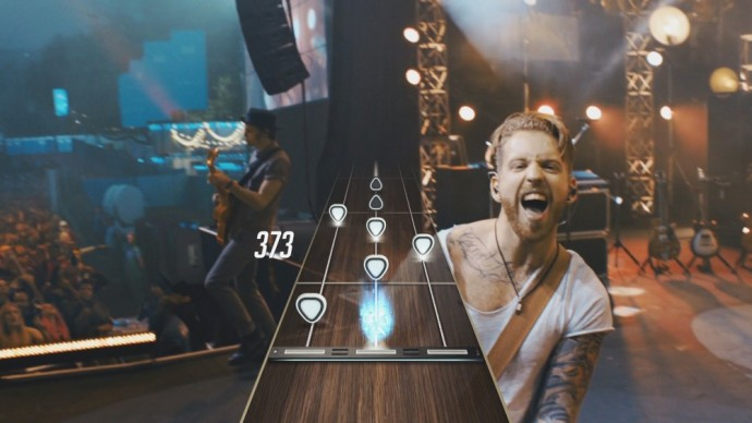 Guitar Hero Live - Séquences Live