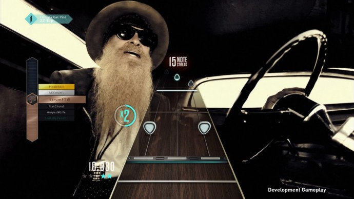 Guitar Hero Live - ZZ Top