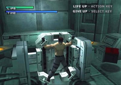 Metal Gear Solid Snake torture