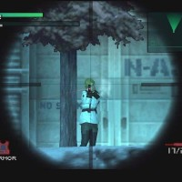 Metal Gear Solid Sniper Wolf
