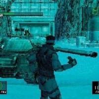 Metal Gear Solid Tank Snake grenade