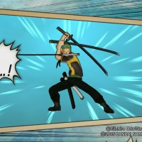 One Piece Pirate Warriors 3 attaque Kizuna Rush