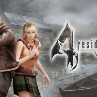 Resident Evil 4 Wii Edition logo