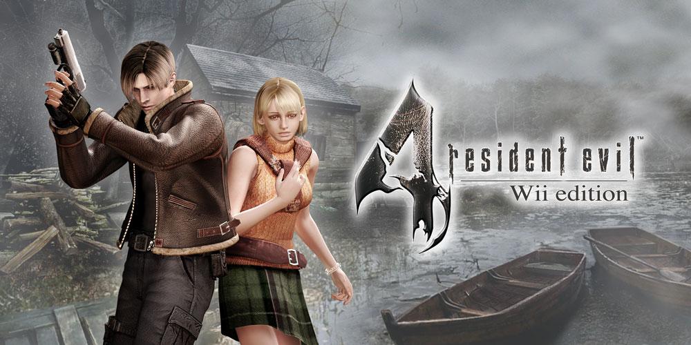 Resident Evil 4 Wii Edition logo