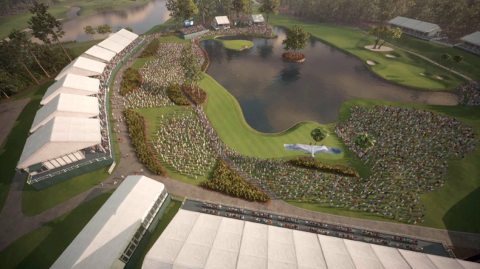 Parcours de Rory McIlroy PGA Tour
