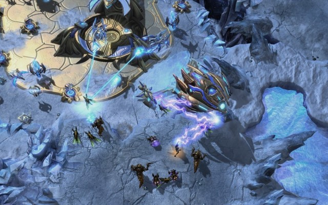 Starcraft II Legacy of Void