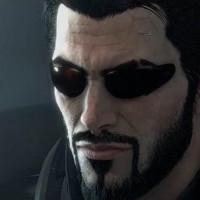 Adam Jensen dans Deus Ex: Mankind Divided