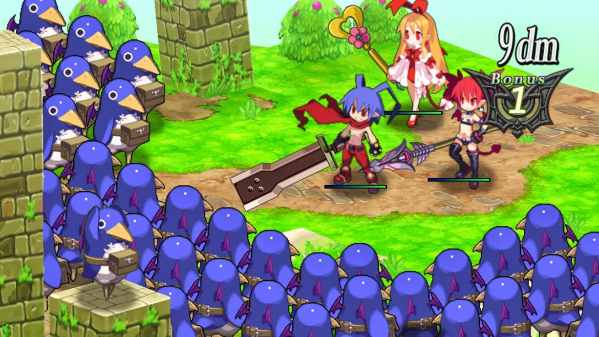 The Disgaea Triple Collection sur PlayStation 3