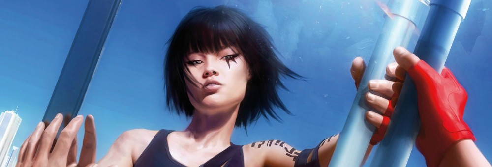 Faith dans Mirror's Edge Catalyst