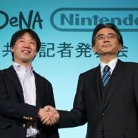 Nintendo mobile DeNA
