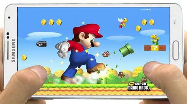 Nintendo mobile Mario