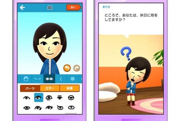 Nintendo mobile Miitomo