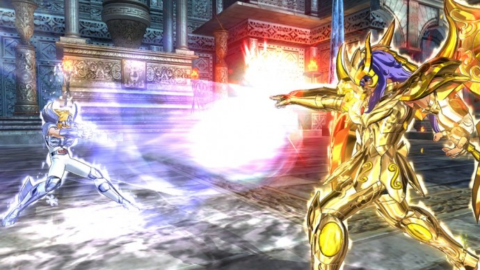 Saint Seiya: Soldiers' Soul Milo