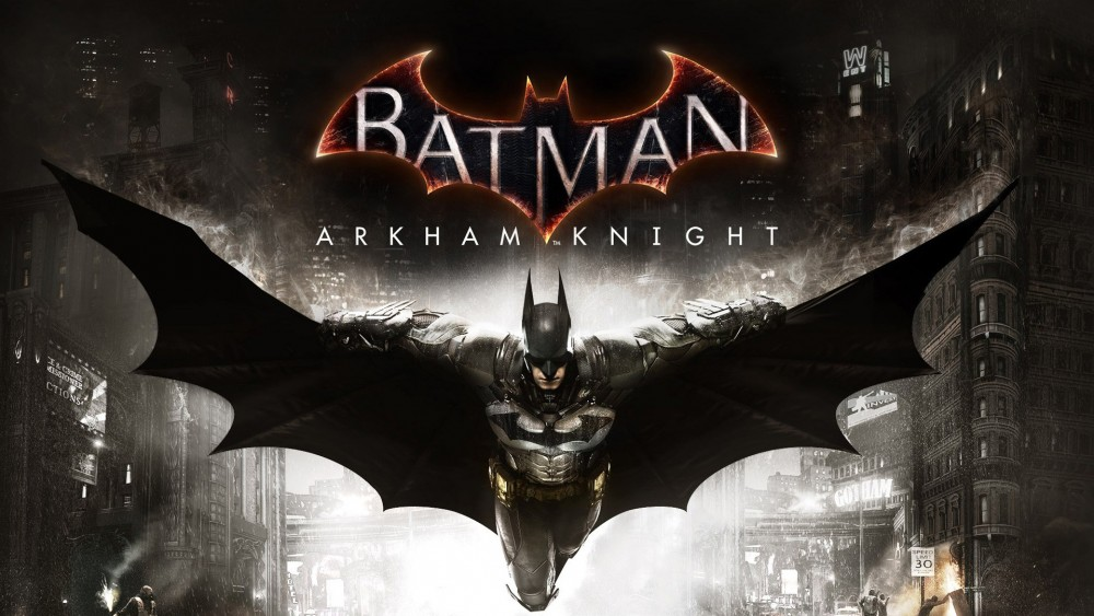 Cover Batman Arkham Knight
