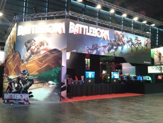 Battleborn stand PGW