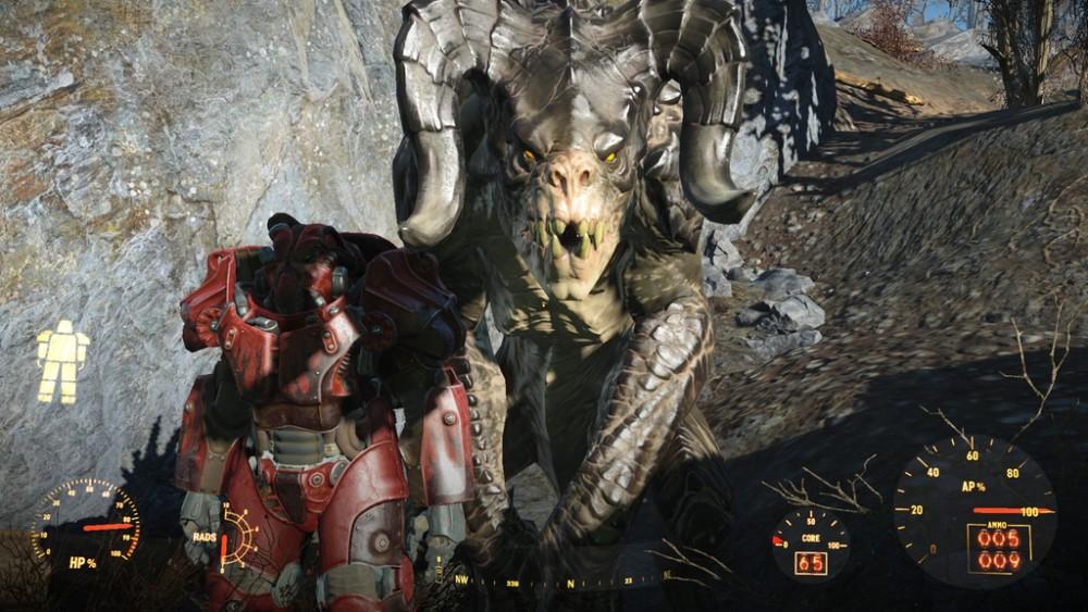 Fallout 4 - Ecorcheur - LightninGamer