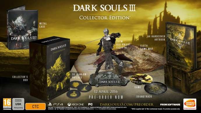 Dark Souls III édition collector