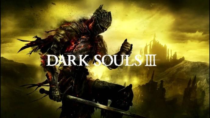 Dark Souls III logo