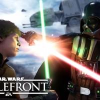 Star Wars Luke Vador - Lightningamer