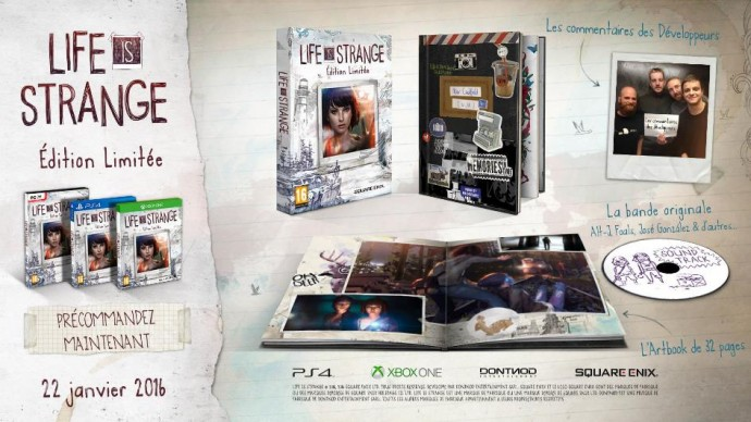 Version collector de Life is Strange