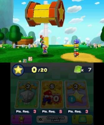 Mario & Luigi Paper Jam Bros attaque Trio