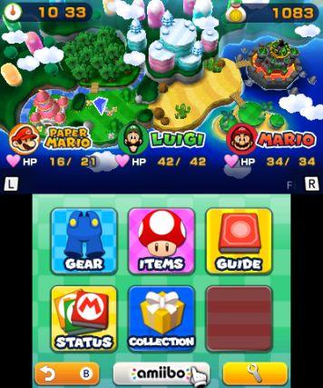 Test Mario & Luigi Paper Jam Bros LightninGamer (09)