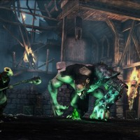 Attaque d'un monstre dans Mordheim : City of the Damned