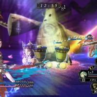 Les combats dans Nights of Azure