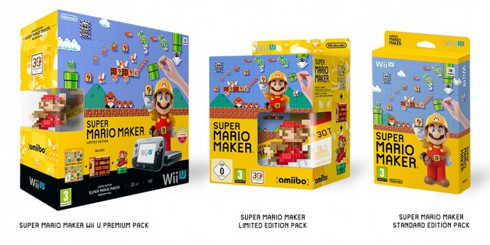 Pack Super Mario Maker