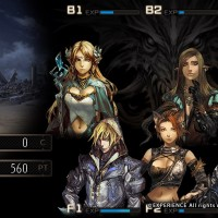 Personnages de Stranger of Sword City
