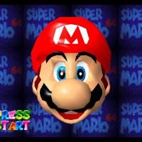 Super Mario 64 écran titre